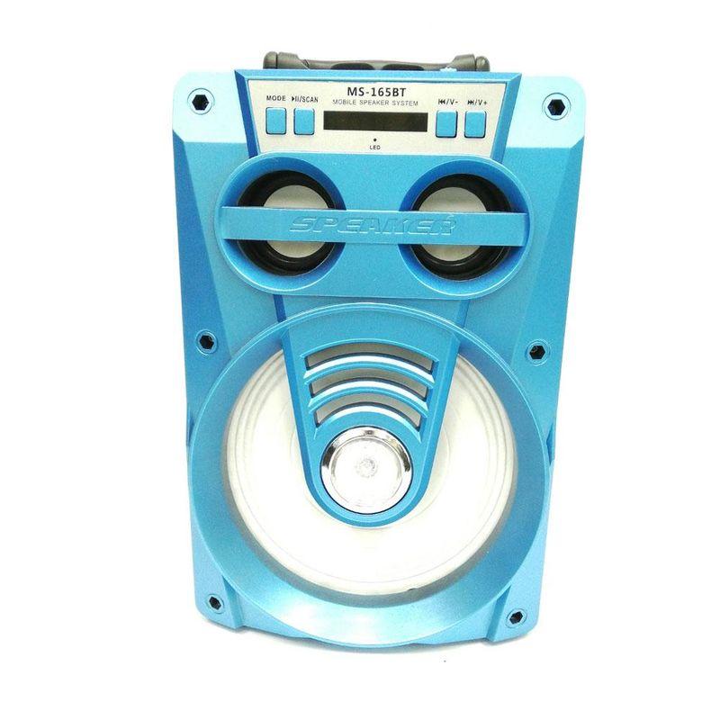 Parlante-Radio-Fm-Bluetooth-Usb-Ms-165bt-Celeste