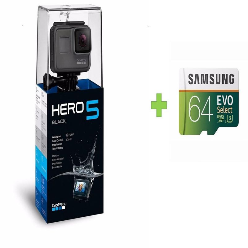 Camara-GoPro-hero-5-Black---64GB