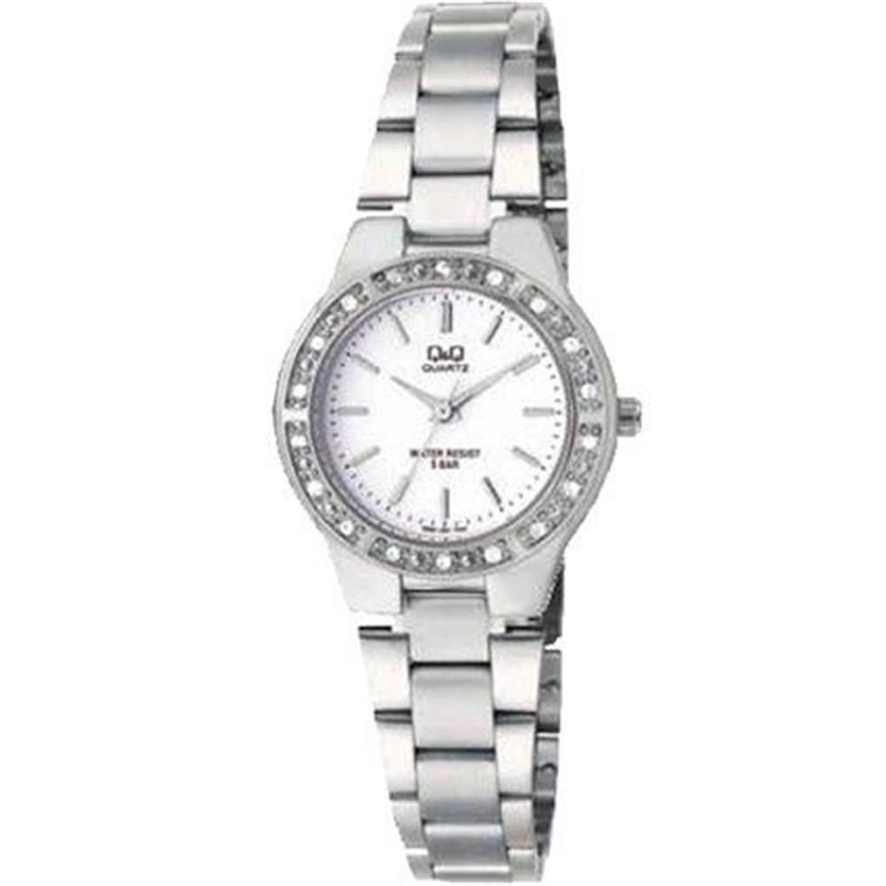 Reloj Q&Q Plastico 100 M. Resistente Vr18J008Y