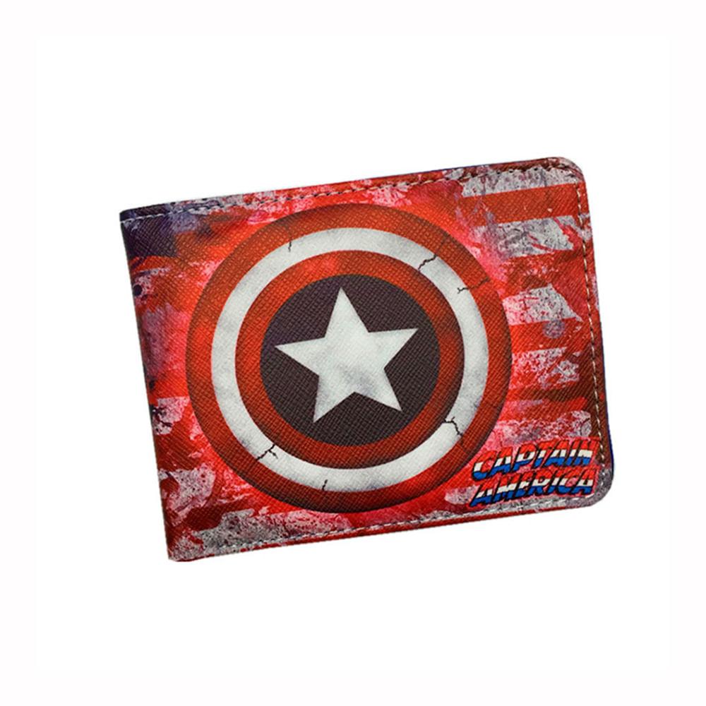 primer nivel 014ef badd3 Billetera Capitán América Marvel Cómics Cuero Sintético | Éxito - Compra  Online en Colombia | exito.com