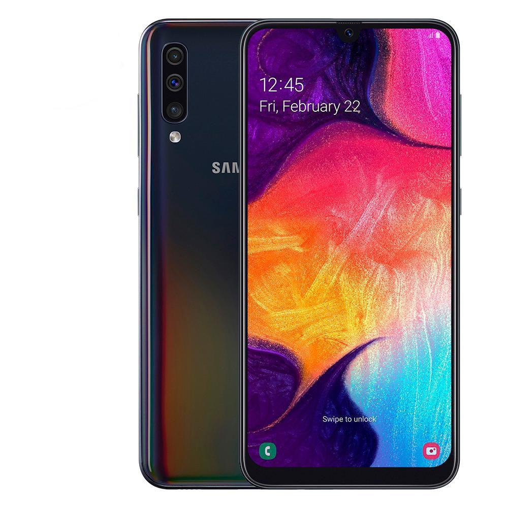 Celular Samsung Galaxy A50 - 64gb 4gb Negro - exito.com