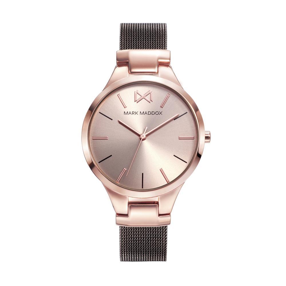 bajo precio 1cd76 f10d6 Reloj Mark Maddox Mujer Mm0108-97 Bronce