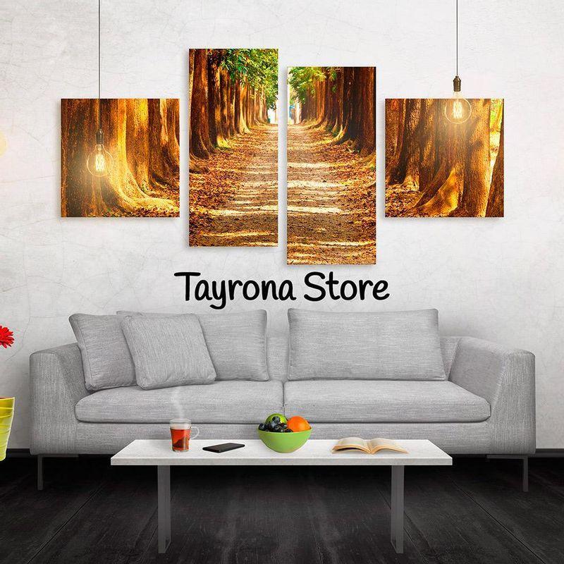 Cuadro-Tayrona-Store-140-x-80-Camino-Bosque-05
