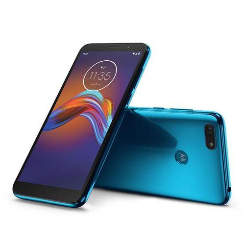 Celular Libre Motorola Moto E6 Play 32GB RAM 2GB Azul