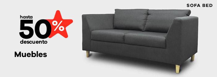Muebles Sofa Bed