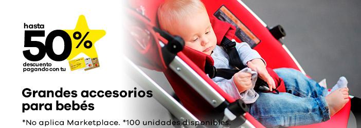 Grandes accesorios para bebés