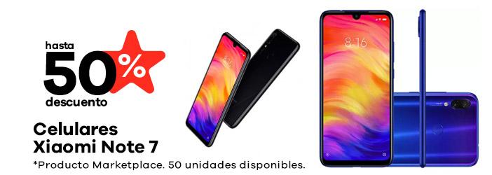 Celulares Xiaomi Note 7