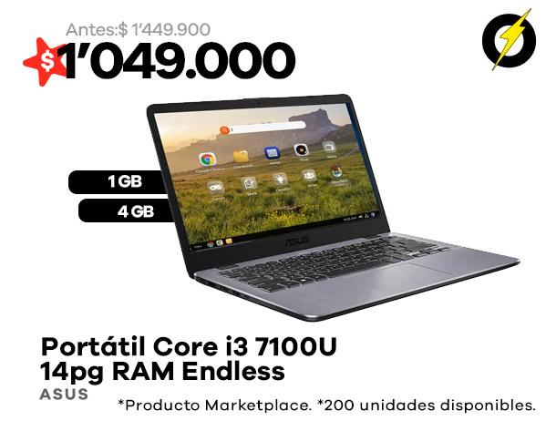 portatil-asus-core-i3-7100u-14pg-1tb-4gb-ram-endless