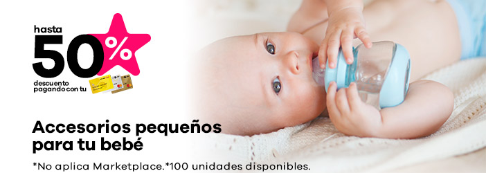 accesorios pequeños para bebés