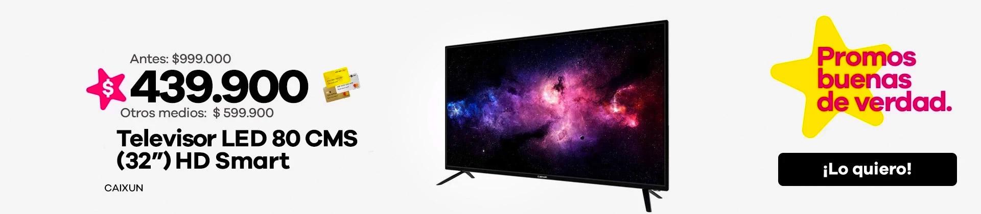Televisor LED 80 cms