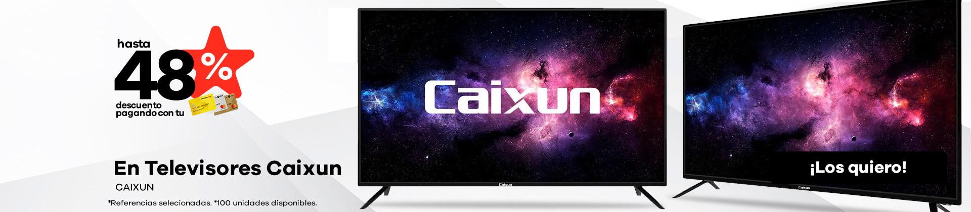Televisores Caixun