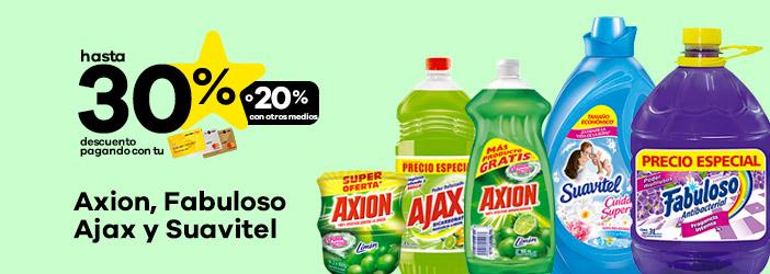 axion,ajax,suavitel