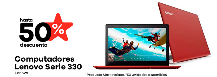 Computadores Lenovo Serie 330