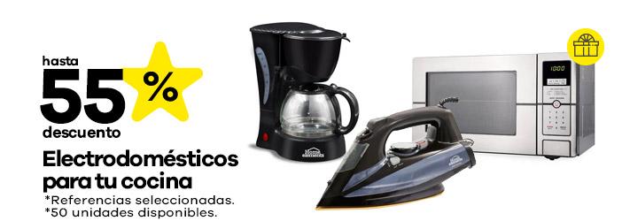 electrodomésticos para tu cocina