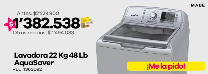 lavadora-aquasaver-mabe