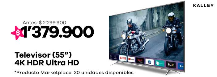 televisor-55-pulgadas-kalley-4k-hdr-ultra-hd