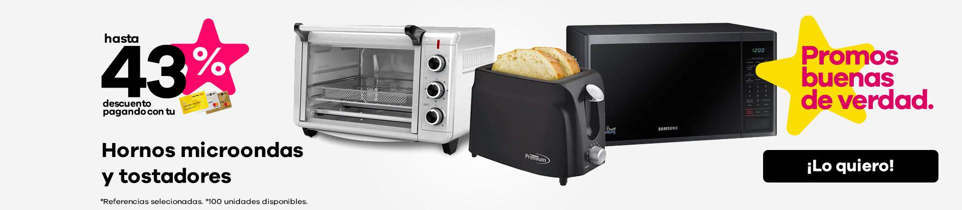 hornos-microondas-y-tostadores