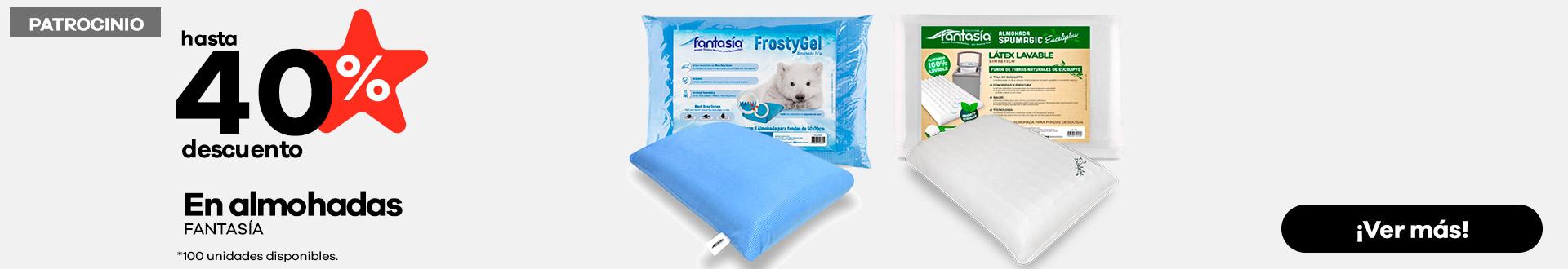 Fantasía almohadas