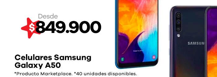 Celulares Samsung Galaxy A50