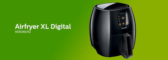 Airfryer XL Digital
