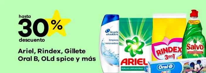 ariel,rindex,oral  b