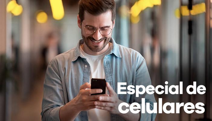 especial celulares