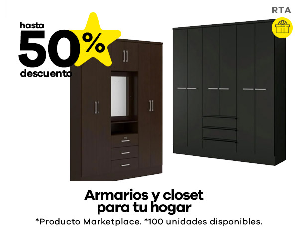 Armarios y closet