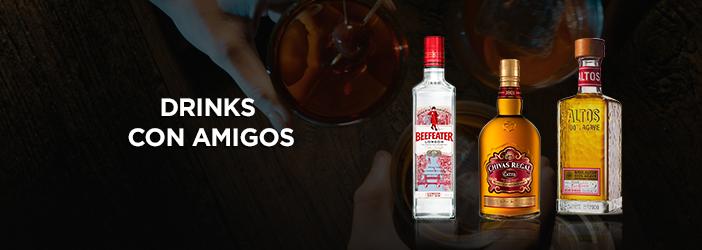 Drinks con amigos
