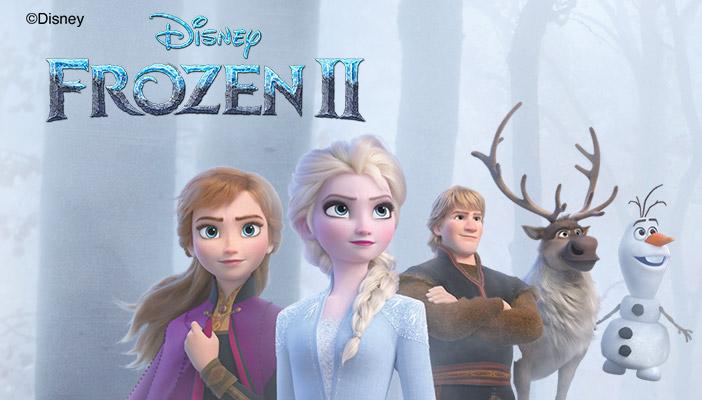 Frozen 2 Moda y Juguetería