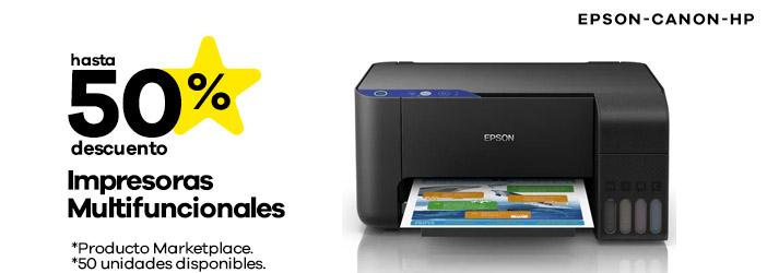Impresoras Multifuncionales