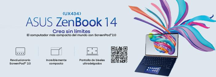 Lanzamiento Asus Zenbook 14