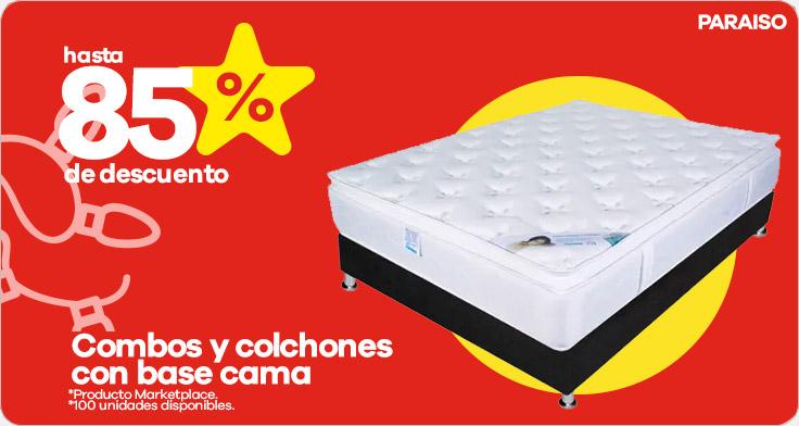 combos-y-colchones-con-base-cama