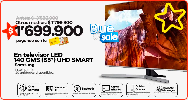 televisor-led-samsung-140-cms-55-uhd-smart