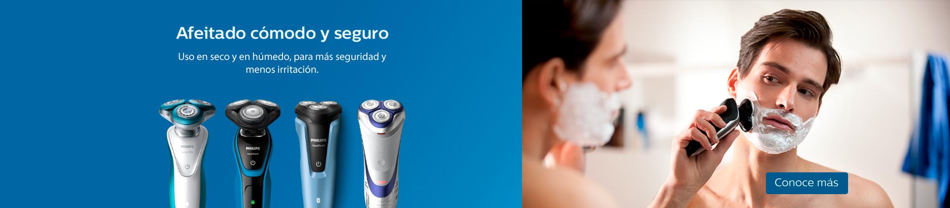 Máquinas de afeitar Philips