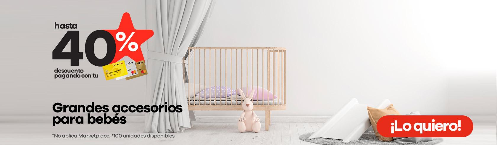 Grandes accesorios para tu bebé