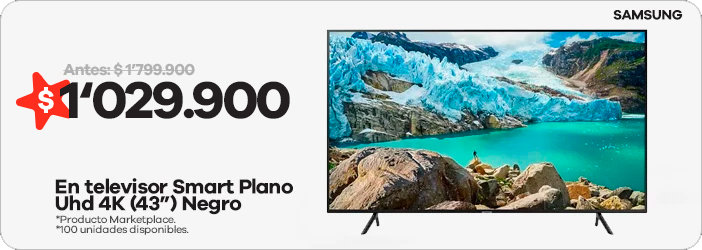 televisor-samsung-smart-plano-ru7100-uhd-4k-43-pulg-negro